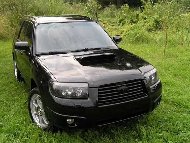 Прокат Subaru Forester 2.0 AT 4x4 в Тбилиси (Грузия)