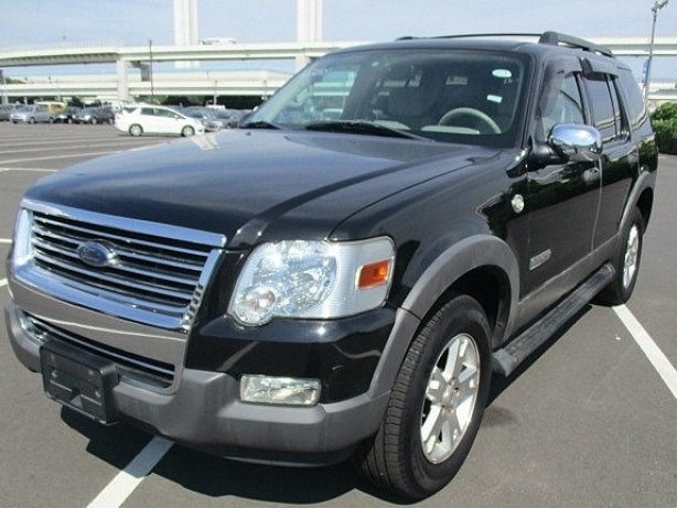 Аренда Ford Explorer 4.0 AT в Тбилиси (Грузия)