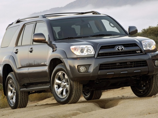 Аренда Toyota 4Runner 4.0 AT в Тбилиси (Грузия)