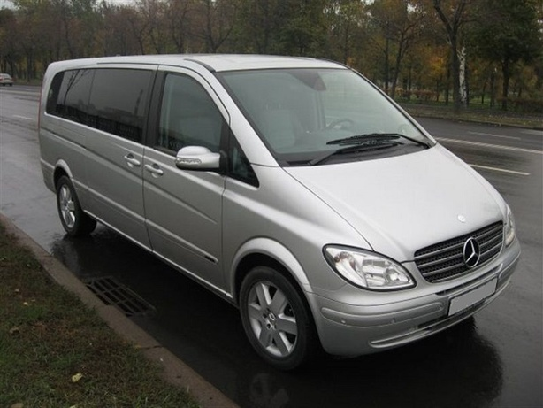 Аренда Mercedes Benz Viano Long в Тбилиси (Грузия)
