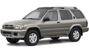 Nissan Pathfinder 3.5 AT