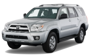 Toyota 4Runner 4.0 AT