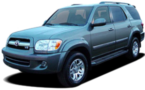 Toyota Sequoia 4.7 AT