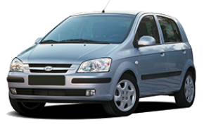 Hyundai Getz 1.4 AT