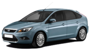 Ford Focus 1.6 AT