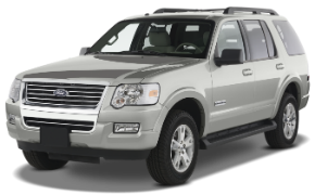 Ford Explorer 4.0 AT