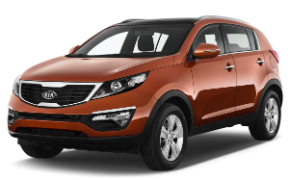 Kia Sportage 2.0 AT