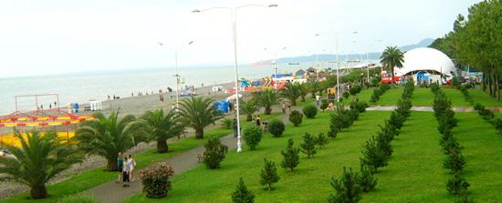 Курорты Грузии - Батуми
